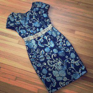 Elegant, Stunning Carmen Marc Valvo Dress